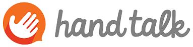 Logo HandTalks - Plugin Hugo para LIBRAS